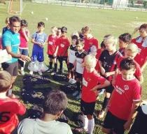 ISCKL Football Development Training